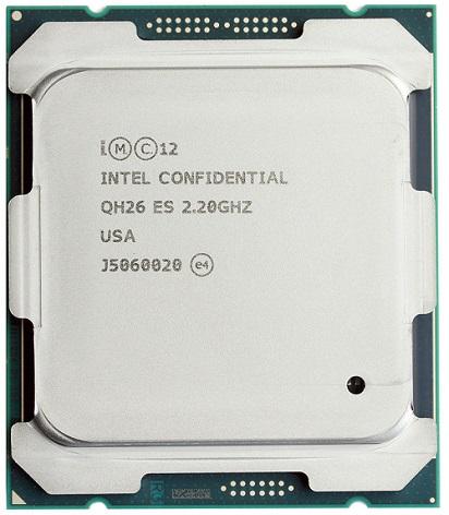 Intel Xeon E5-2600 V4