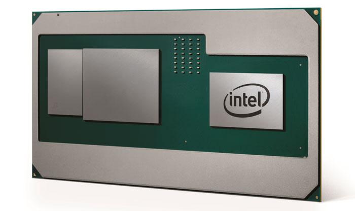Intel иAMD делают новый мобильный процессор Core 8th Gen