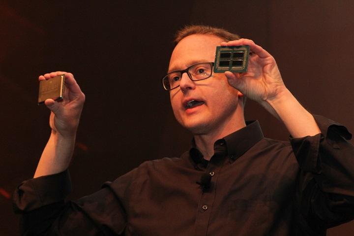 AMD обошла Intel анонсом процессора с32 ядрами