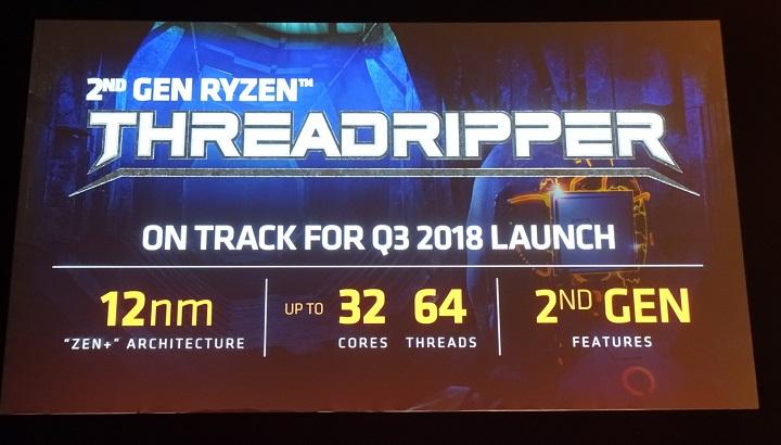 Computex 2018: AMD представила 32-ядерный процессор Threadripper 2-го поколения