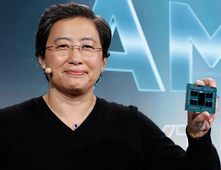 AMD EPYC Room