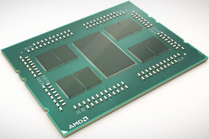 Через неделю AMD представит серверные процессоры EPYC 3-го поколения