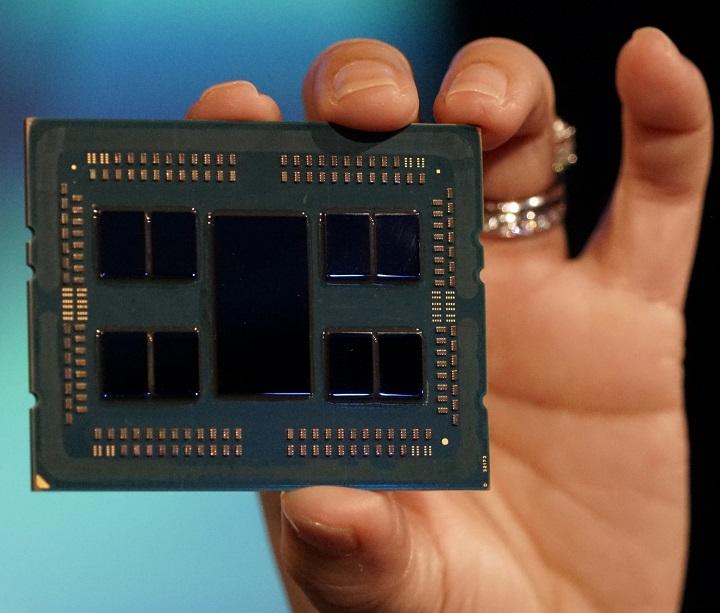 Спецификации процессоров AMD EPYC Milan-X: до 64 ядер Zen 3 и 768 Мбайт кэша L3