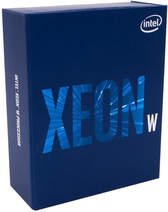 Подтверждены характеристики чипов Intel Xeon W-1300 семейства Rocket Lake
