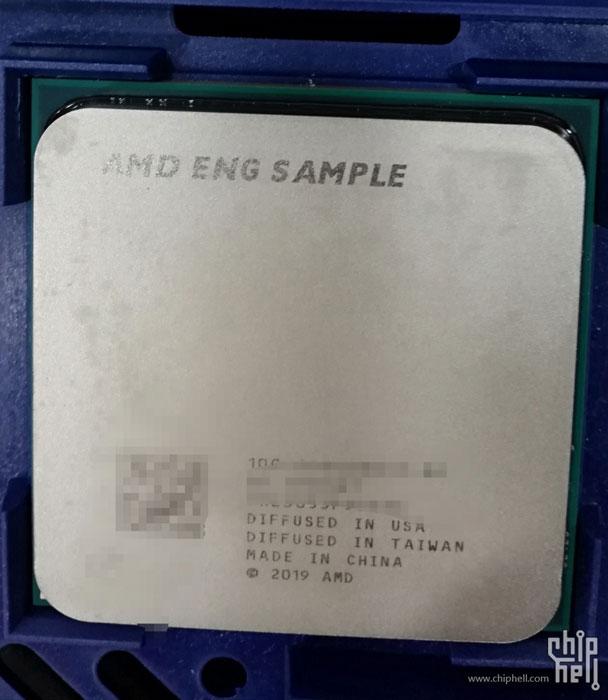 CPU CPU Ryzen 3000 can conquer 5 GHz / News / Overclockers ua