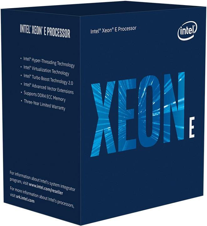 Intel работает над процессорами Xeon E-2300 для серверов и рабочих станций