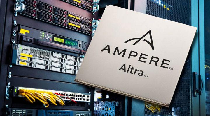 80-ядерные ARM-процессоры Ampere Altra составят конкуренцию Intel Xeon и AMD EPYC