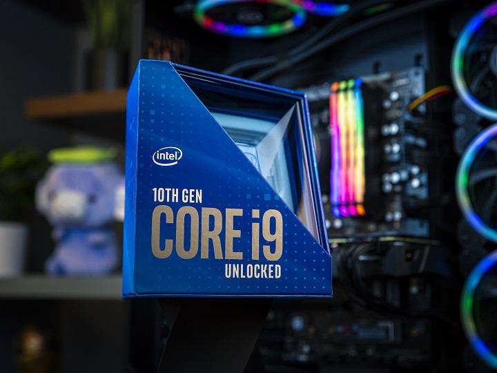 Дебютировали процессоры Intel Core 10-го поколения для платформы LGA1200