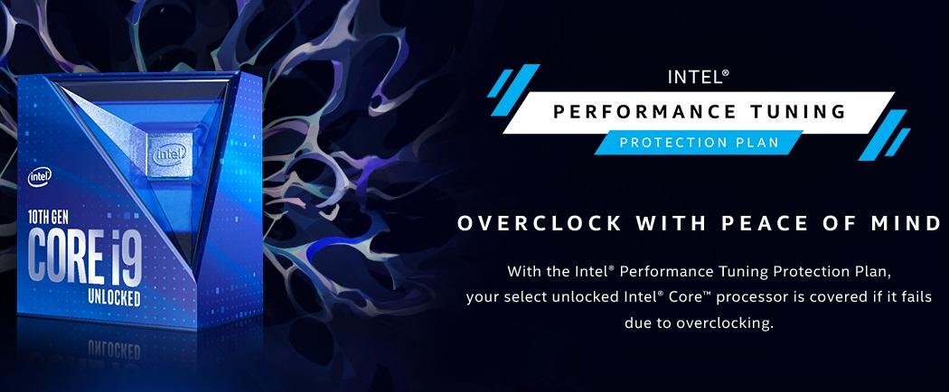Intel больше не предлагает оверклокерскую страховку процессора