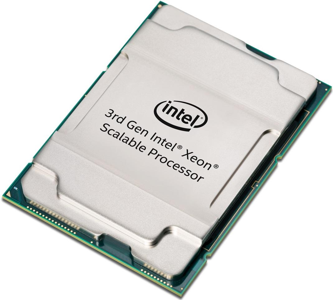 В апреле Intel представит серверные чипы Xeon Scalable 3-го поколения (Ice Lake-SP)