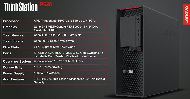 Анонсированы процессоры AMD Ryzen Threadripper Pro 3000 для рабочих станций