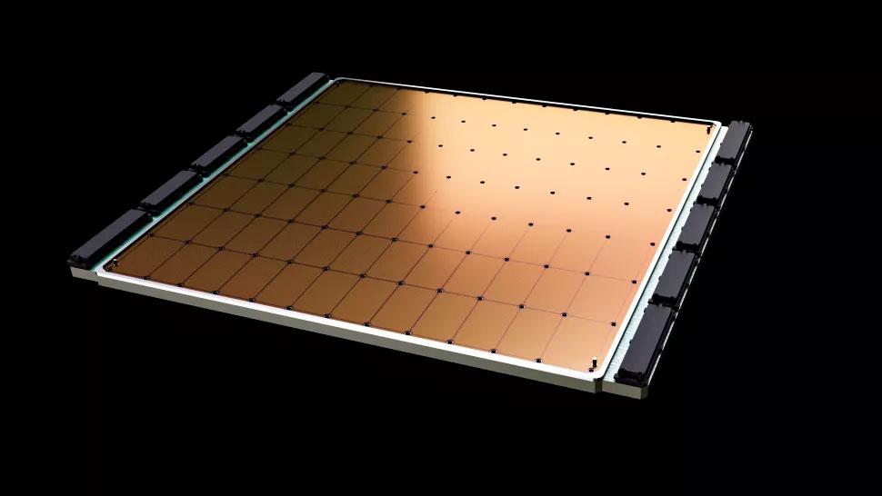 Самый большой в мире чип Cerebras WSE станет в два раза больше