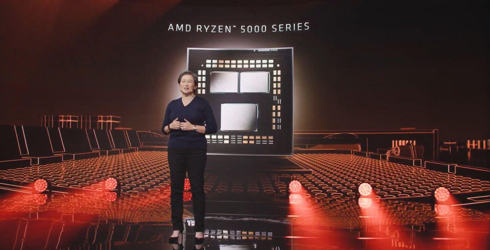 В этом квартале поставки чипов AMD Ryzen 5000 вырастут на 20%