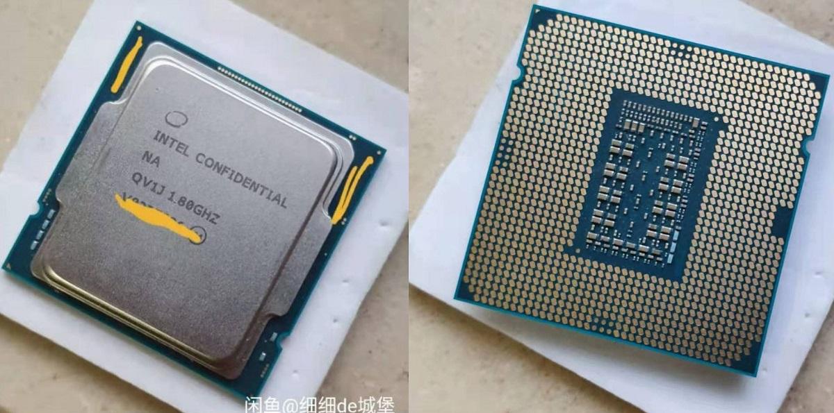 Intel запустит массовый выпуск процессоров Rocket Lake-S в январе / Новости / Overclockers.ua