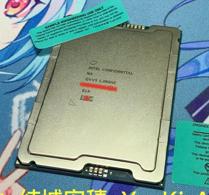 Серверные чипы Intel Sapphire Rapids предложат до 56 ядер, 8-канальный контроллер DDR5 и буфер HBM2E