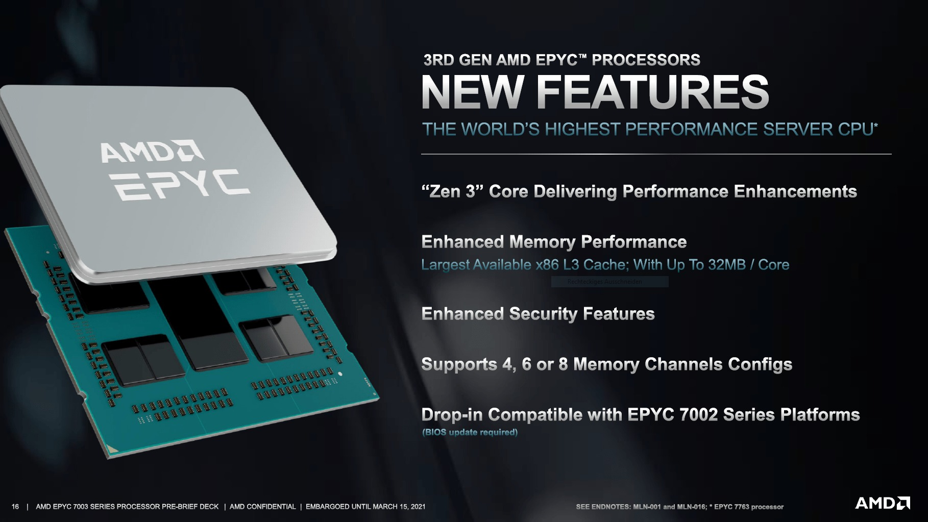 AMD рассчитывает увеличить квоту на 7-нм техпроцесс TSMC на 80%