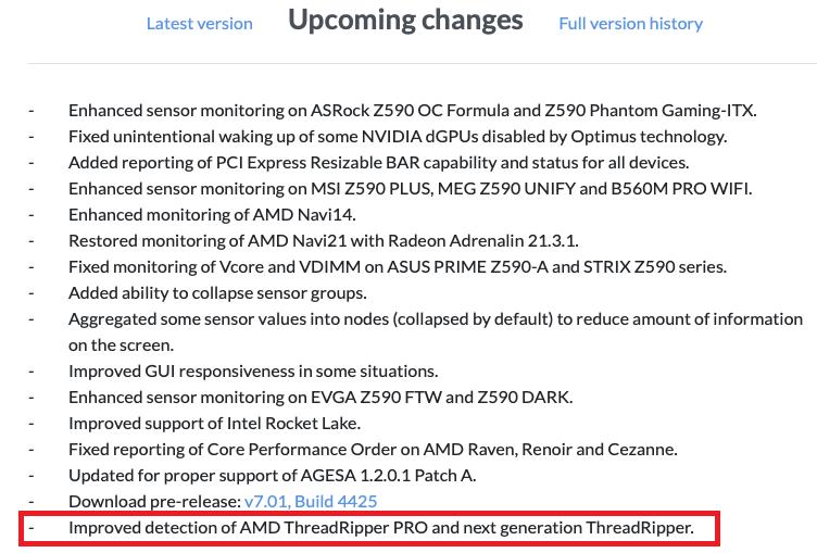 Близится анонс процессоров AMD Ryzen Threadripper 4-го поколения