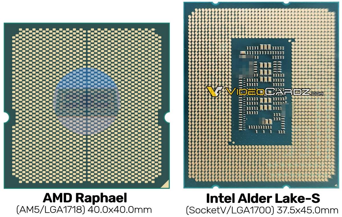 Снова о сроках выхода платформ Intel LGA1700 и AMD AM5 с поддержкой DDR5