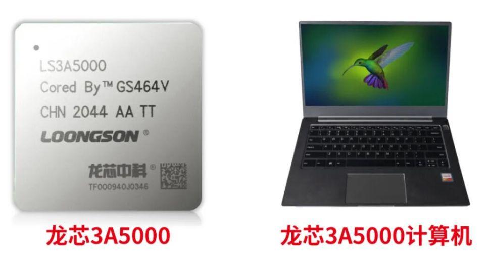 Loongson представила процессоры 3A5000 с проприетарной китайской архитектурой