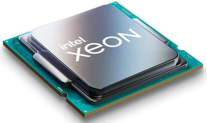 Intel выпустила процессоры Xeon E-2300 семейства Rocket Lake