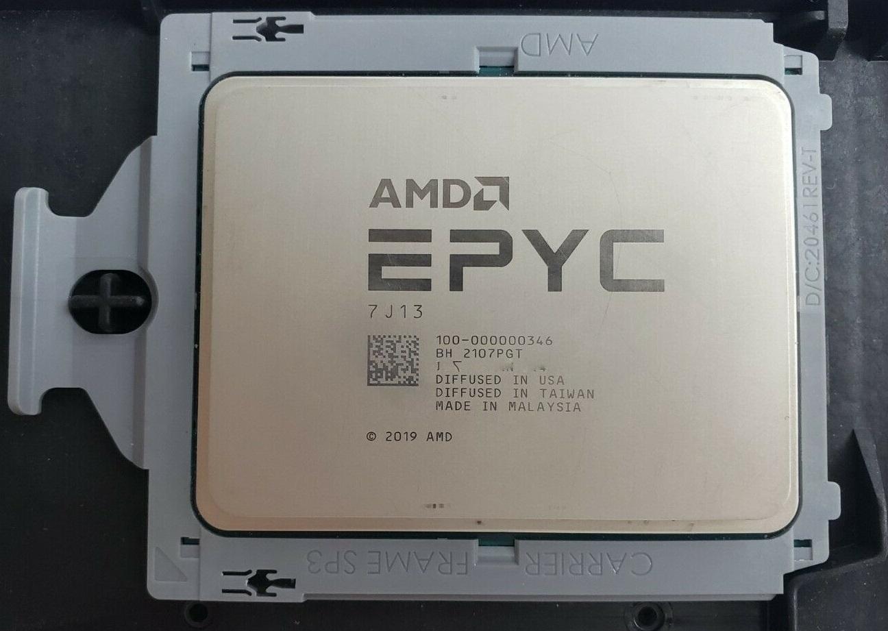AMD EPYC 7J13