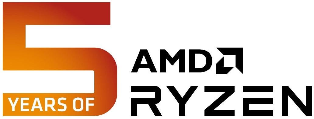 AMD отмечает пятилетие микроархитектуры Zen