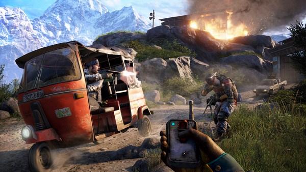 скачать игру Far Cry 4 через торрент бесплатно на компьютер на русском img-1