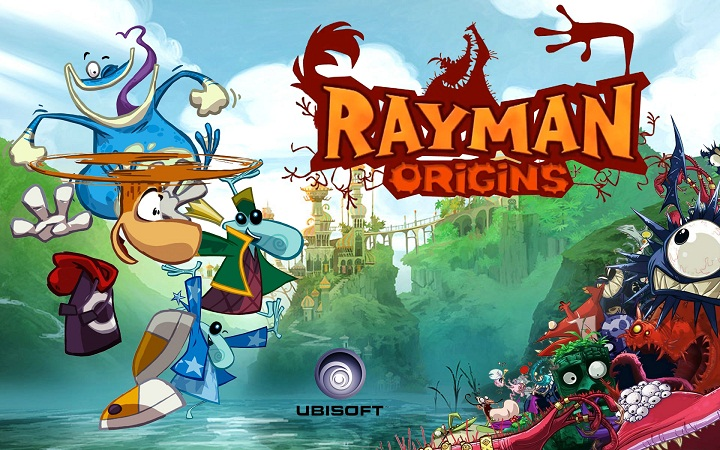 Rayman Origins стала третьим бесплатным проектом от Ubisoft
