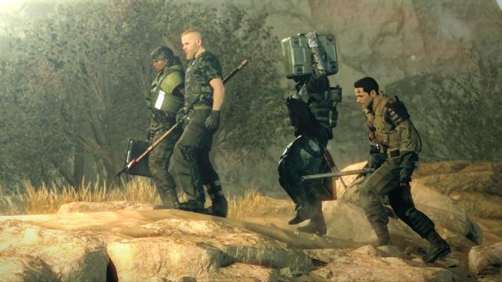 Konami анонсировала новый Metal Gear скооперативом начетверых