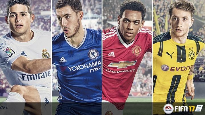 Сегодня состоится презентация игры FIFA 17— Часы допремьеры