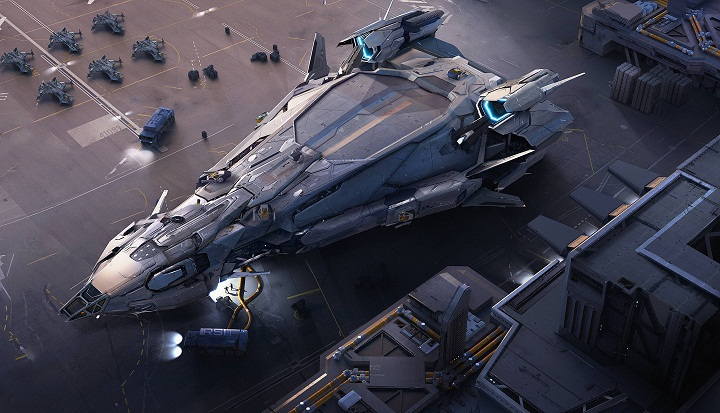 Crytek подала в суд на создателей Star Citizen