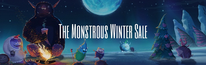 GOG The Monstrous Winter Sale