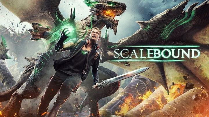 Приключенческий боевик Scalebound отменен