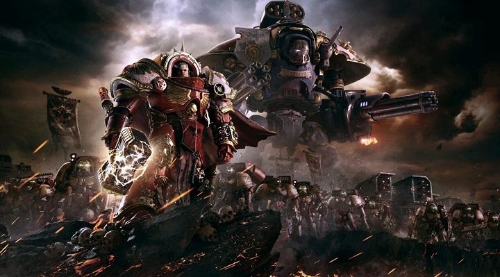Стартовал прием заявок натестирование Warhammer 40,000: Dawn ofWar III