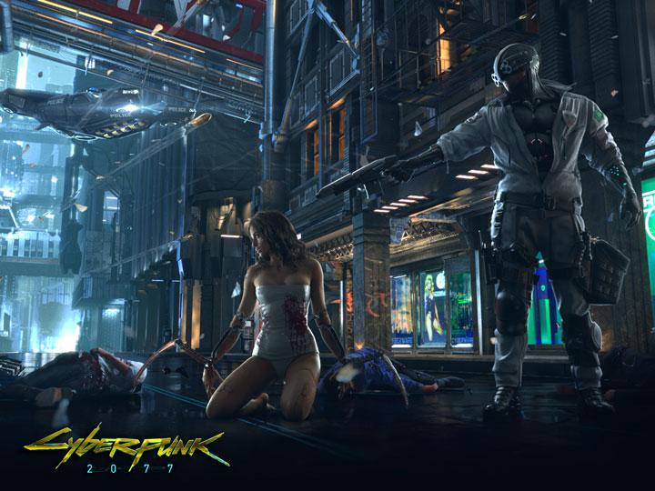 Создатели «Ведьмака» готовят квыходу в 2019-ом году игры Cyberpunk 2077