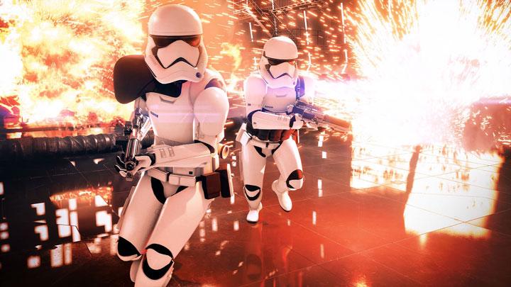 1-ый трейлер Star Wars BattlefrontII
