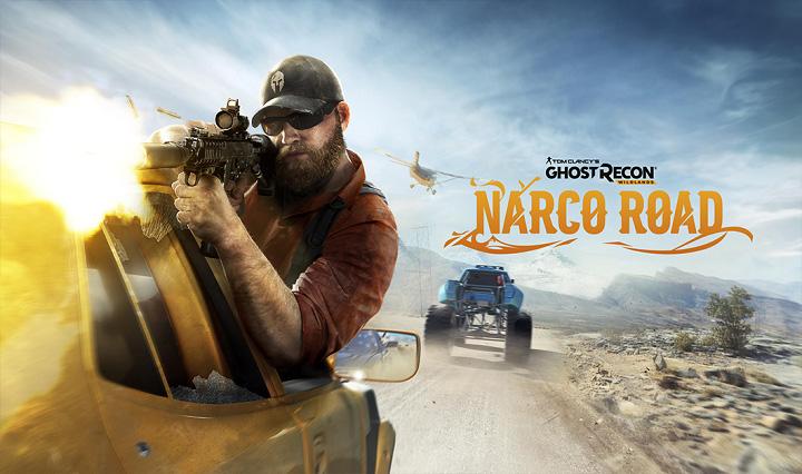 Ghost Recon: Wildlands стала самой продаваемой игрой марта