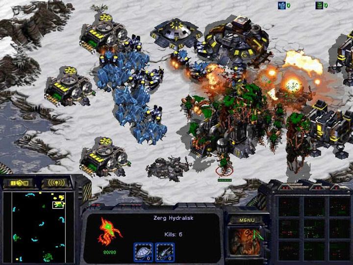 Уникальная StarCraft стала бесплатной— Халява дня