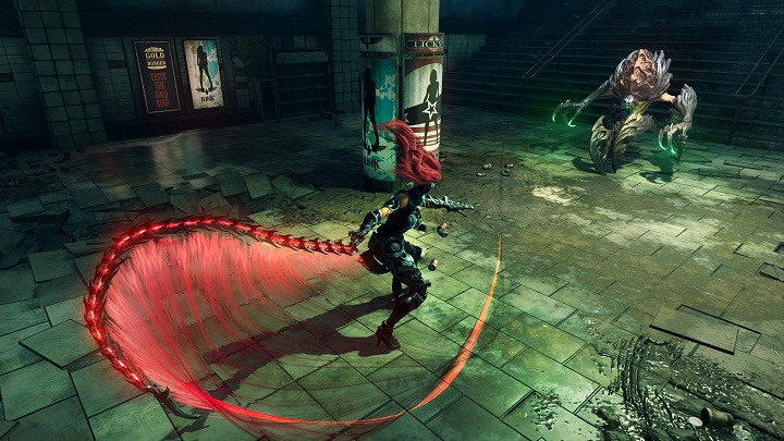В предстоящем году состоится релиз приключенческой игры Darksiders 3