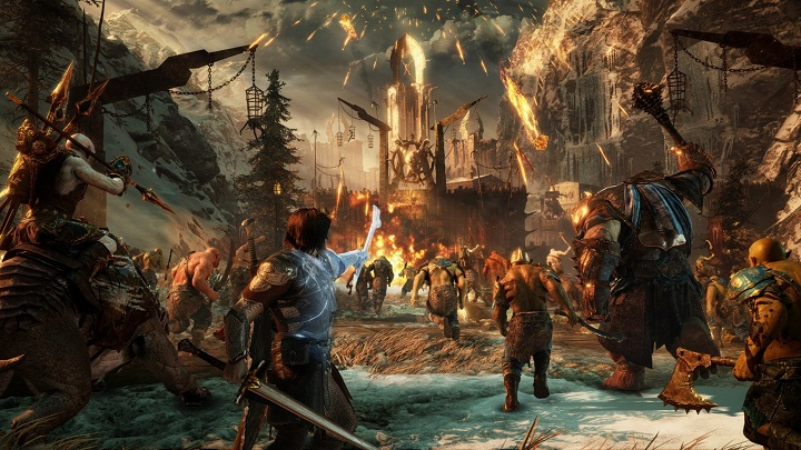 Shadow of War отложен до осени — Релиз Middle-earth