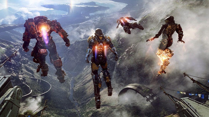Авторы Mass Effect иDragon Age показали свою новейшую игру
