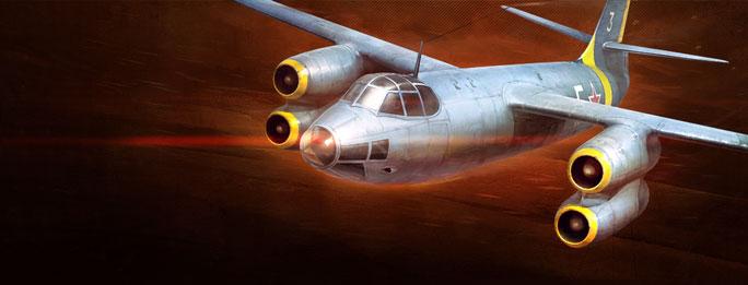 World of Warplanes 2.0 бомбардировщик РБ-17