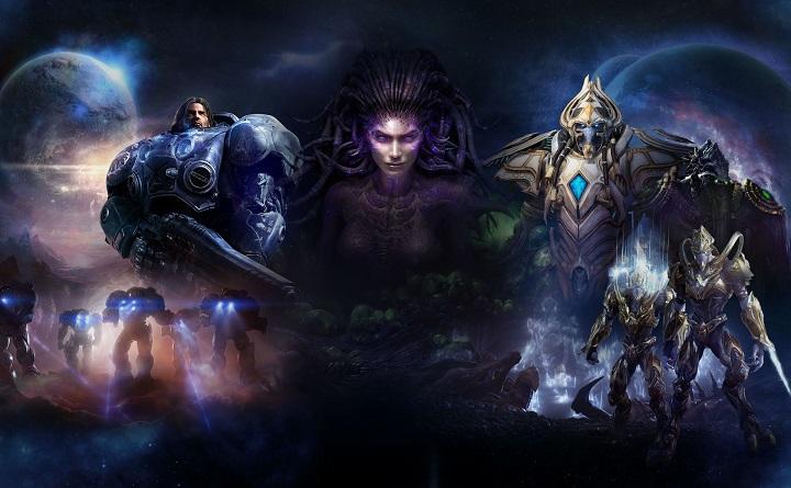 StarCraftII будет условно-бесплатной
