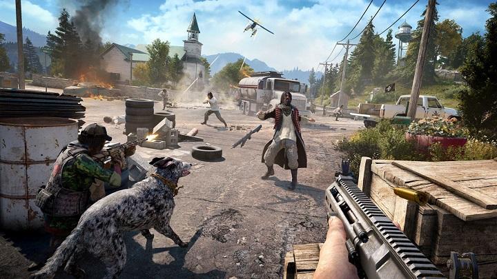 Far Cry 5 иThe Crew 2: корректировка даты выхода