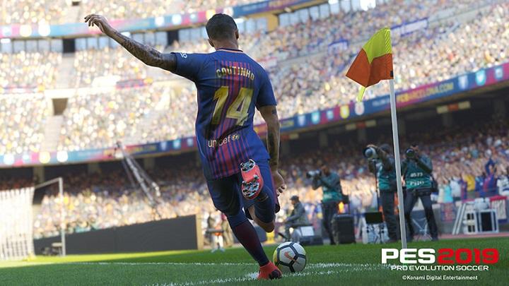 Pro Evolution Soccer 2019— Стала известна дата релиза