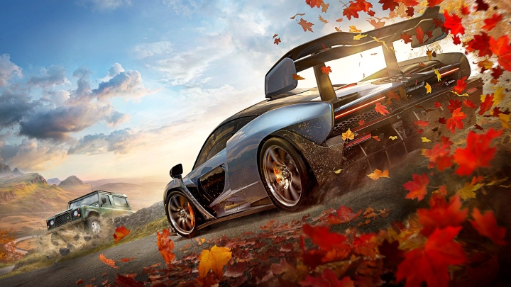 Forza Horizon 4 обзавелась системными требованиями ...