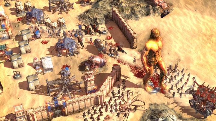 Компания Funcom анонсировала Conan Unconquered— новейшую стратегию повселенной Конана Варвара