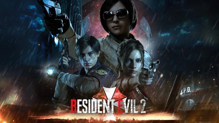 Resident Evil 2: RE