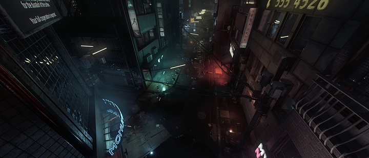 Crytek has shown techno demo Neon Noir with ray tracing in AMD