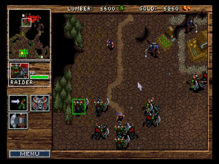 В GOG появились классические Warcraft и Warcraft 2 / Новости